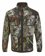 SHOOTERKING - Softshell reversible jacket Mossy Oak - wind- and waterproof