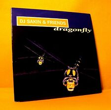 Cardsleeve single CD DJ Sakin & Friends Dragonfly 2 TR 1999 Progressive Trance