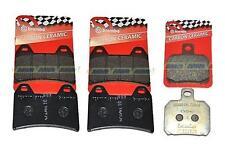 Pastiglie Freno Brembo Ant + Post Ducati Monster 696 2008> 07BB1935 + 07BB2035