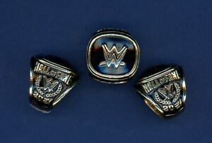 2021 WWE Hall of fame Championship Ring  REPLICA Size 11..