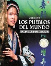 Los Pueblos del Mundo Con Links de Internet (Titles in Spanish)-ExLibrary