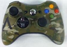 Microsoft Xbox 360 Camoflauge Wireless Controller [NTSC] *Used*