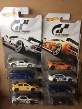 HOT WHEELS DIECAST - Gran Turismo Series Set Of 8 - Nissan Skyline GT-R (R34)