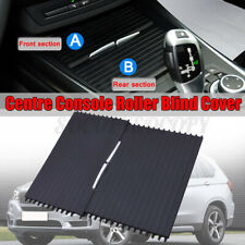 Center Console Roller Blind Cover Assembly Kit For BMW X5 X6 E70 E71 2007-2014