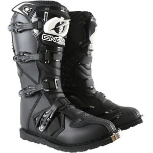 ONEAL 2020 RIDER BLACK BOOTS SIZE 9