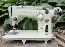 Singer 319W Sewing Machine Heavy Duty Working Condition Oiled Belt Driven Sews