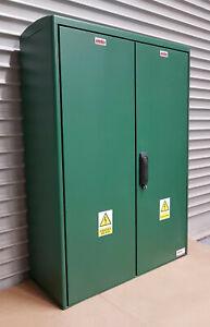 GRP Electric Enclosure W800 x H1154 x D320mm Kiosk, Cabinet, Meter Box, Housing