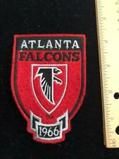 """NEW Atlanta Falcons Throwback Vintage 4"""" Patch - Additional Patches Ship FREE"""