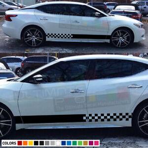 Sticker Decal stripe for Nissan maxima 2008 2009 2011 2012 2013 2014 2015 2016