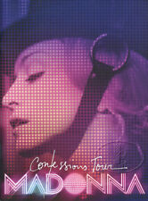 MADONNA 2006 CONFESSIONS Tour Concert Program Tour Book