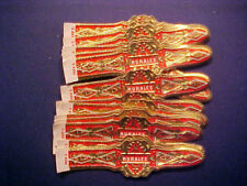 Vintage Cigar Bands - Rurales - Qty of (35)