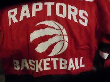 NWT Men's NBA Toronto Raptors Basketball Sweater Size Small NBA Store
