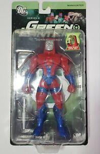 Green Lantern Series 2 Man Hunter Action Figure