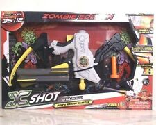 Bow and Arrow X Shot Blaster Zombie Edition Set Ages 6+ Zuru New in box