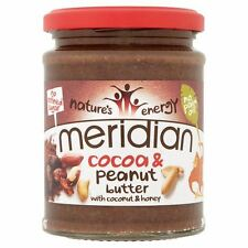 Meridian Cocoa & Peanut Butter 280g (Pack of 6)