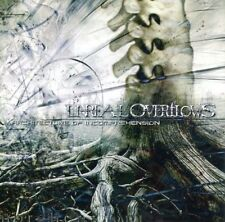 UNREAL OVERFLOWS Architecture Of Incomprehension CD