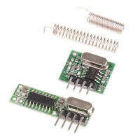 RF module 433Mhz superheterodyne receiver and transmitter kit For arduino VU
