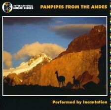 Incantation - Panpipes From The Andies [CD]