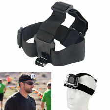 Adjustable Camera Head Strap Mount For GoPro Hero HD Hero2 & Hero3 Headstrap HS
