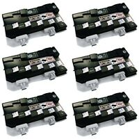 Lot Of 6 Waste Toner Container For Xerox WorkCentre 7220 7125 7120 008R13089
