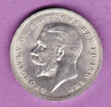 More details for 1935 king george v rocking horse silver crown coin, kgv