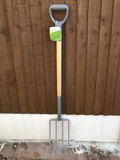 More details for garden fork gardening tool sale!!! - ash wood & carbon steel allotment digging