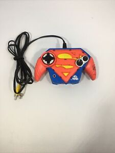 Rare SUPERMAN Plug & Play TV Games Video Game by Jakks Pacific 5 games - Tested
