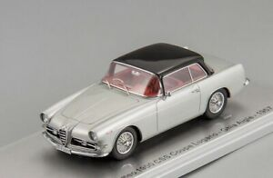 Alfa Romeo 1900 CSS Coupe Lugano Ghia Aigle 1957 KESS KE43000213 1:43
