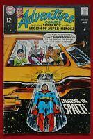 Adventure Comics Vol 1 Issue #379 Legion of Super-Heroes Superboy Neal Adams '69