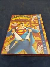 Superman: The Animated Series - Vol. 1 (DVD, 2004, 2-Disc Set), FREE FAST SHIPN!