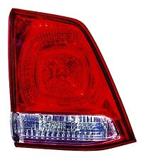 Driver Left on liftgate Tail Light for 2008 2009 2010 2011 TOYOTA LAND CRUISER
