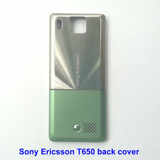 100% Genuine Sony Ericsson T650 Back Battery Cover Fascia Housing - Green