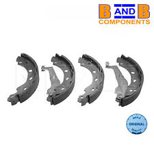 SMART 450 42 CABRIO ROADSTER BRAKE SHOE SET MEYLE C598
