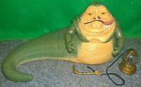 Star Wars ROTJ Jabba The Hutt Action Figure - USED
