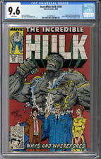Incredible Hulk #346  CGC 9.6