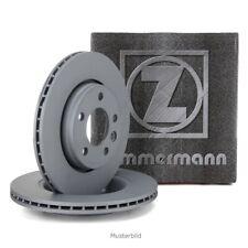 ZIMMERMANN Bremsscheiben Satz Renault Espace IV Laguna II 3.0 V6 24Vvorne