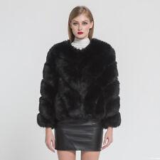 New Top Faux Fur Coat Short Outwear Fashion Women Winter Jacket Hot Sale 28411
