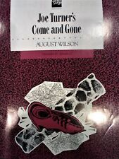 Joe Turner's Come and Gone Playbill.August Wilson