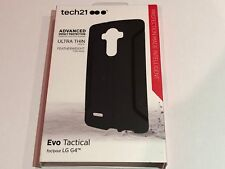 tech21 Evo Tactical Case For LG G4 Slim Design Flex Shock Impact Protection G 4