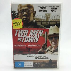 Two Men In Town (DVD, 2016) Region 4 With Forest Whitaker In Very Good Condition