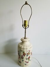 Vintage Table Lamp from Czechoslovakia