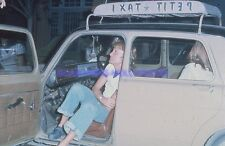 CLAUDE FRANCOIS 70s DIAPOSITIVE DE PRESSE ORIGINAL VINTAGE SLIDE #41