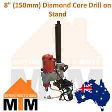 "8"" (205mm) 2800W Diamond Core Drill Machine & Stand"