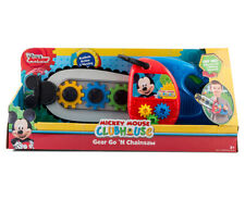 NEW DISNEY JUNIOR MICKEY MOUSE TOY - SOUNDS AND PHRASES - KIDS TOY CHAINSAW