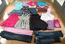 Lot 19pc - Youth Girls Clothes Size 10-12
