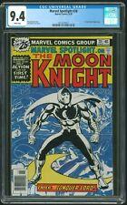 Mavel Spotlight 28 - CGC 9.4 (First Solo Moon Knight) NM Show Coming on Disney+