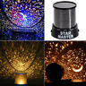 Romantic LED Cosmos Star Master Sky Starry Night Projector Light Lamp Home Decor