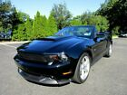2010 Mustang GT Premium 2010 Ford Mustang GT Convertible 5 Speed Only 21K Miles Black Loaded Rare Find
