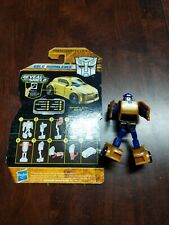 Hasbro Transformers Reveal the Shield - Legends Class, Gold Bumblebee Action Fi…