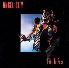 ANGEL CITY - Face to Face  (Australia) (CD, Legacy)